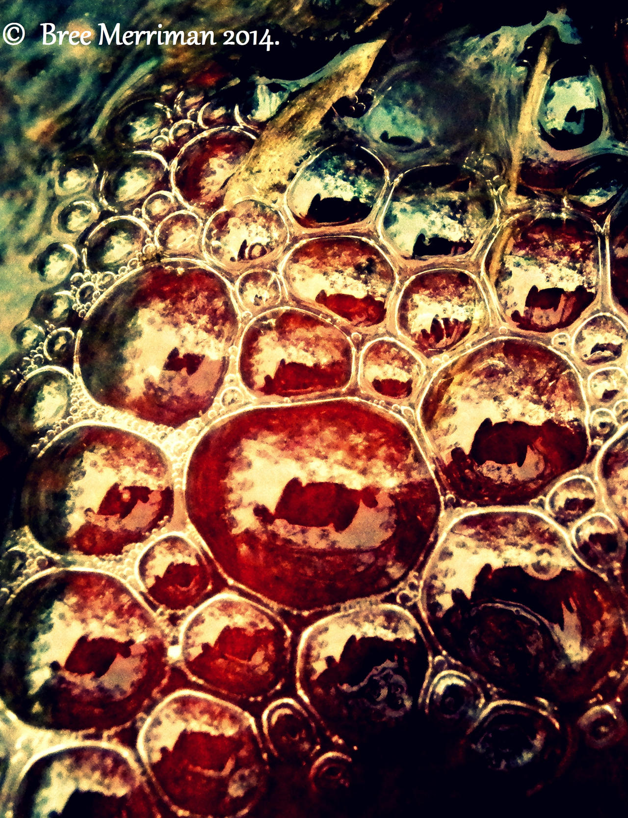 Bubble Mash III by BreeSpawn