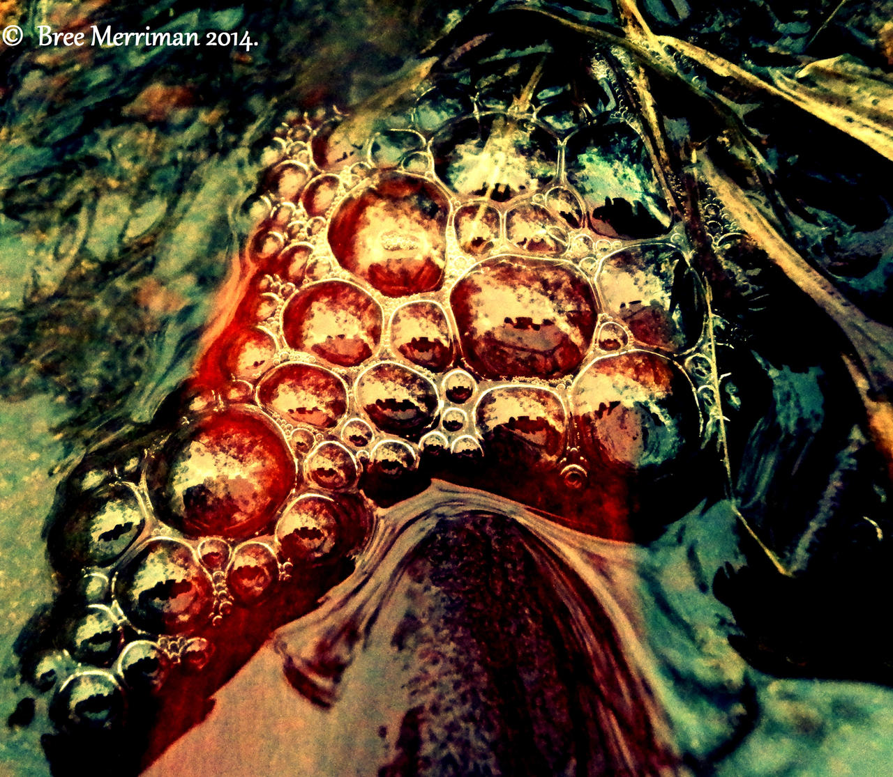 Bubble Mash VI by BreeSpawn