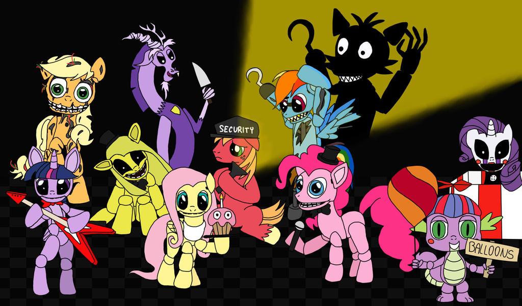 скачать Five Nights At Pinkie S игру - фото 8