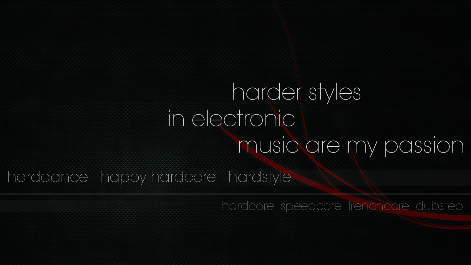 Electronic Music Wallpaper by exScadeElectronic Music