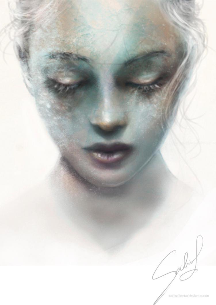 Frozen Inside by Sabinalibertad