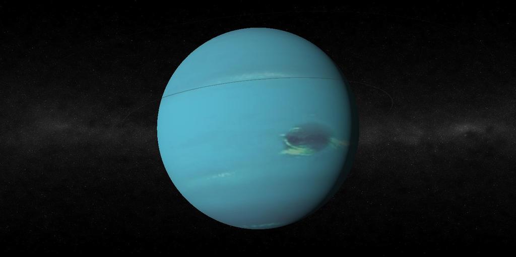 true color planet neptune - photo #9