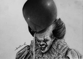 It Pennywise..