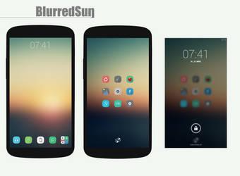 BlurredSun by Fard44