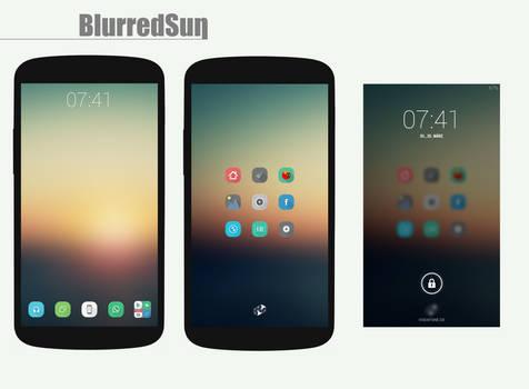 BlurredSun