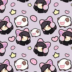 pattern: nekonroafu