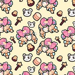 pattern: kekiu