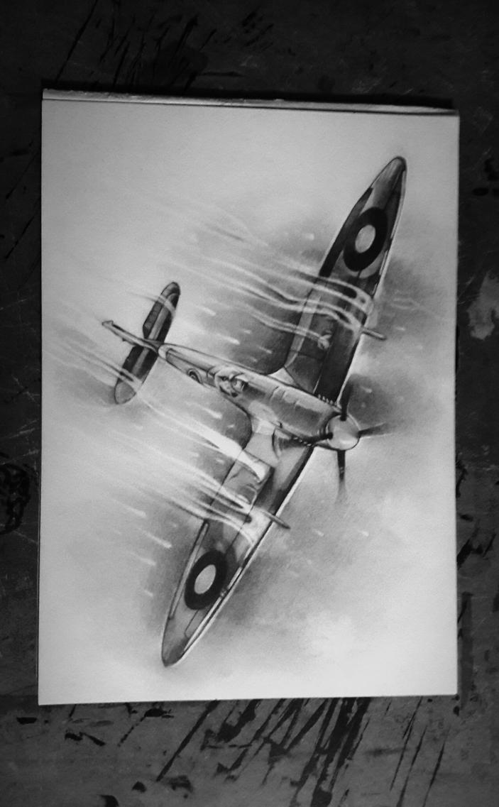 Spitfire by Achristie