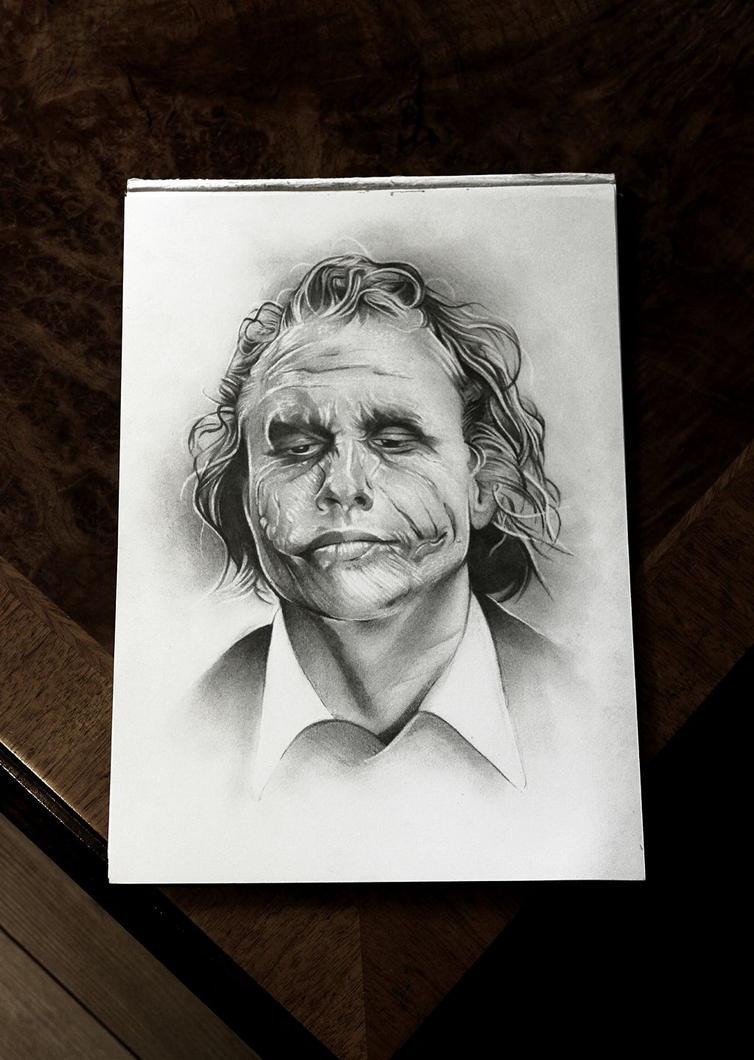 The Joker by Achristie