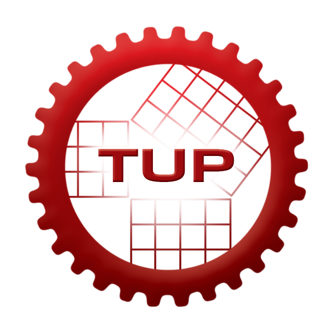 TUP Concept Logo by shanahben on DeviantArt