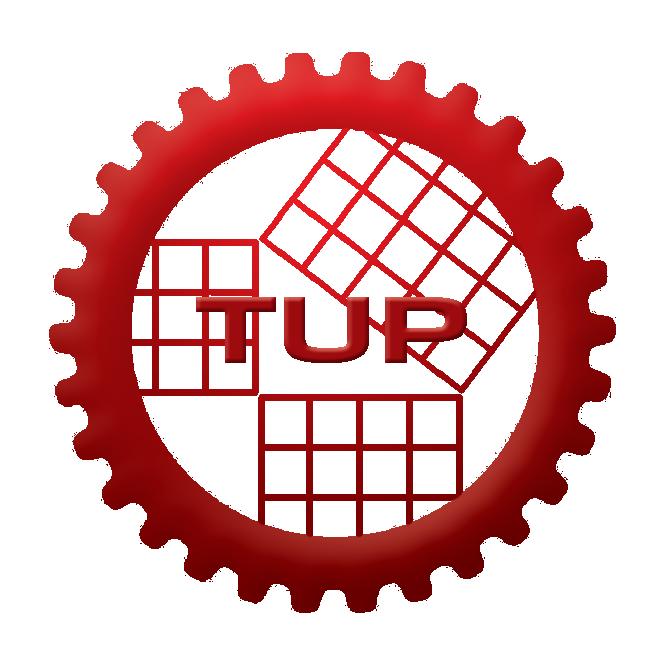 TUP Concept Logo
