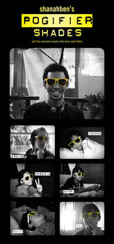 My Pogifier Shades