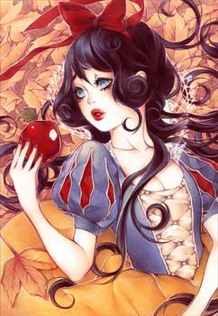 Snow White Comission