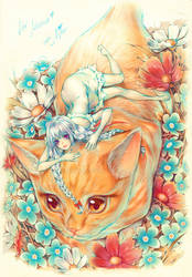 ::: Phinea ::: Commission to Miaow