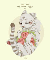 White Tiger by Va1ly