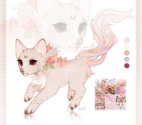 Peach Cream [c] _pastelblush_ by Va1ly