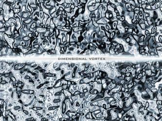 Dimensional Vortex by shock