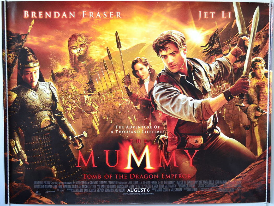 The Mummy Tomb Of The Dragon Emperor 2008 By Tkasabov2 On Deviantart