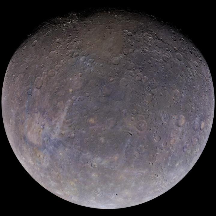 color planet mercury - 720×720