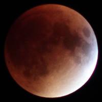 September 2015 Lunar Eclipse - Total 1