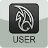 Autodesk Maya User Stamp, Small (2006-2013 logo) by harbingerdawn