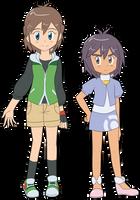 Pokemon: Love Love Children by Vulpixi-Misa