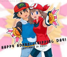 Pokemon AG: Advanceshipping Day 2012