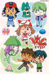 STICKERS PokeAni AG