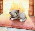 Commish- Falisha cat