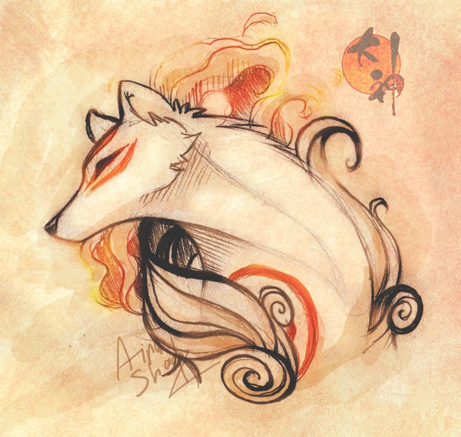 Goddess of Sun by SirKittenpaws