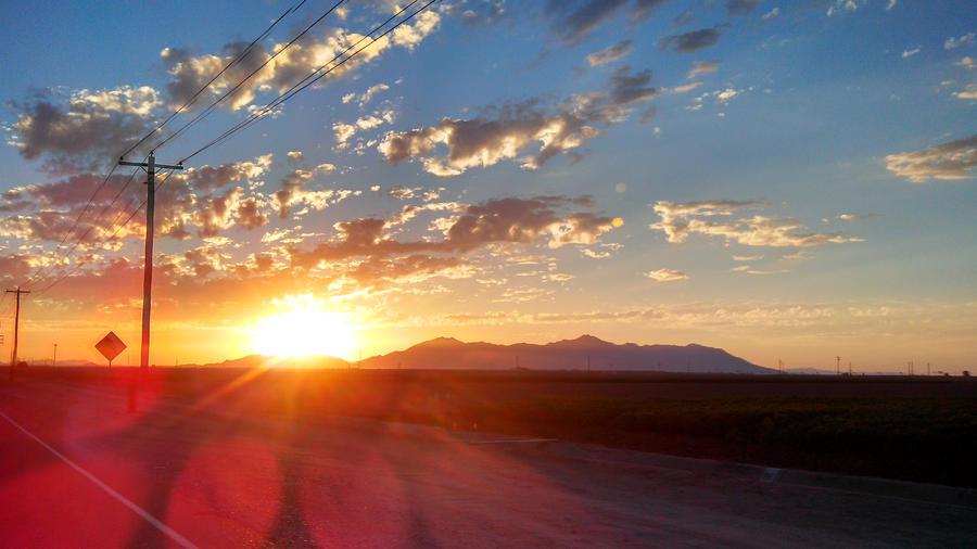 Sunset by TurningTheTides