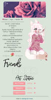 Pink Rose Profile Code [NOT FREE] by Coding-by-Fiona