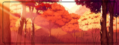 Red Forest Divider [f2u] by Coding-by-Fiona on DeviantArt