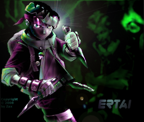 A signature for Ertai by Zax19taken
