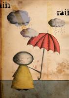 Rain by metal-monkee