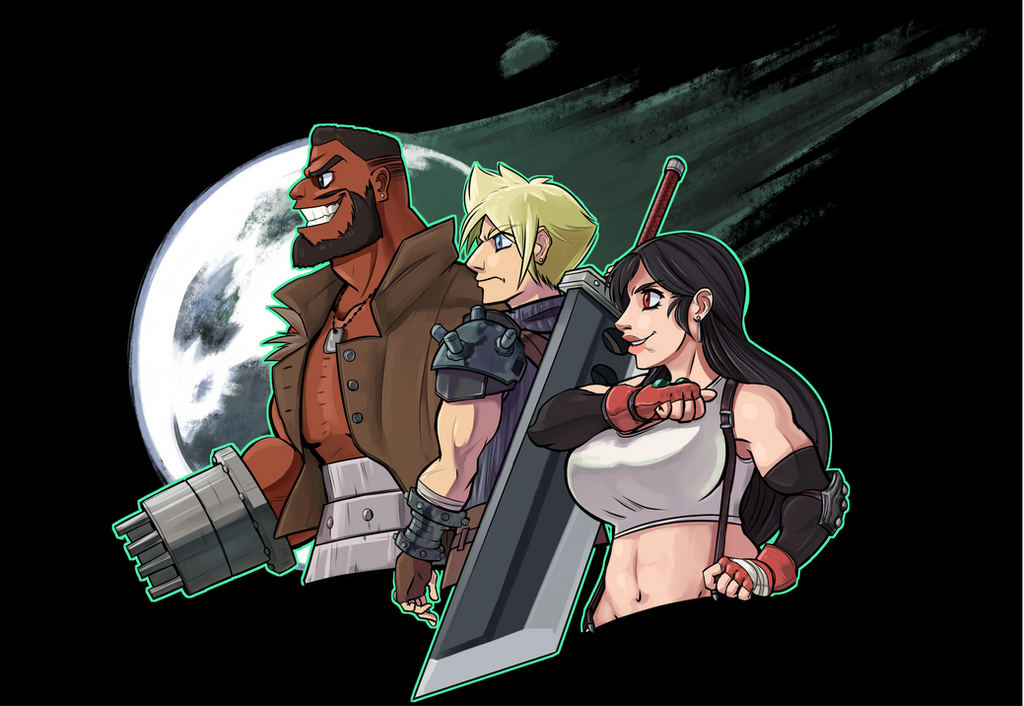 FF7: Let's Mosey by someguy0203