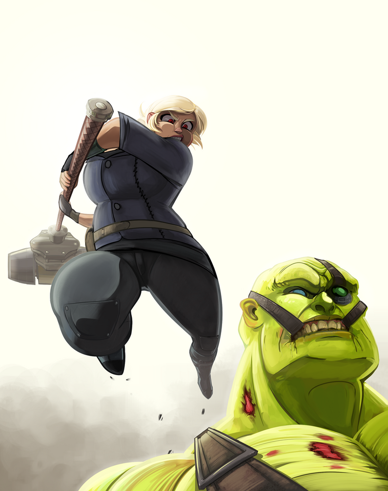 Fallout Smash by someguy0203