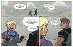 Fallout comic practice