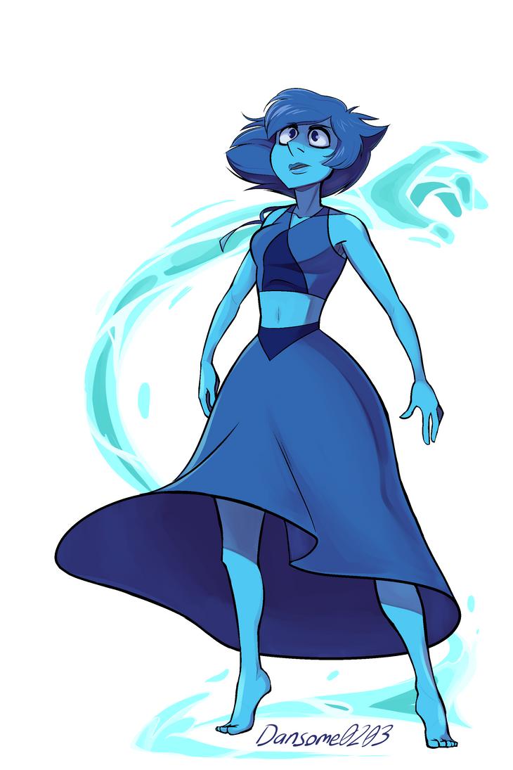 Lapis Lazuli by Dansome0203
