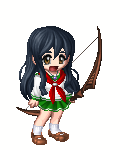 Kagome Higurashi Avatar by LintheHedgehog