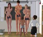 B.A.D. SchoolGirls 2 Preview 2 by Alex-GTS-Artist