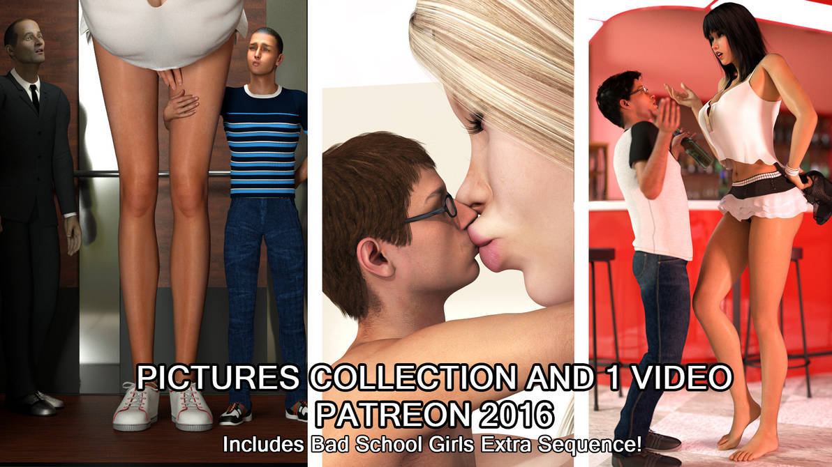 Pictures Collection and short video - Patreon 2016