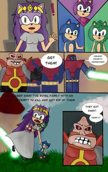 Sonic Underground - ANP Prologue Part 10