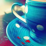 Tea with love.