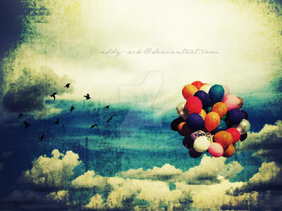 Balloons. by addy-ack