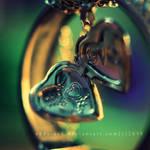 Empty love. ..