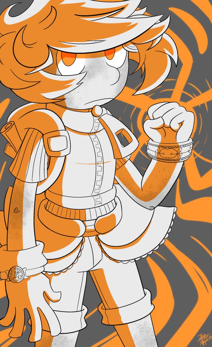 Orange by TheAtomicPumpkin