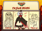 JACKPOT fusion meme - Oh No