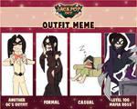 Jackpot Outfit Meme