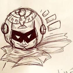 Captain Falcon (Sketch)